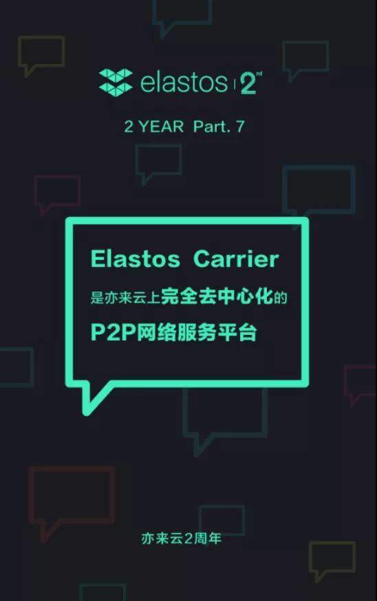 sto-Elastos Carrier 保护个人隐私,保障网络安全