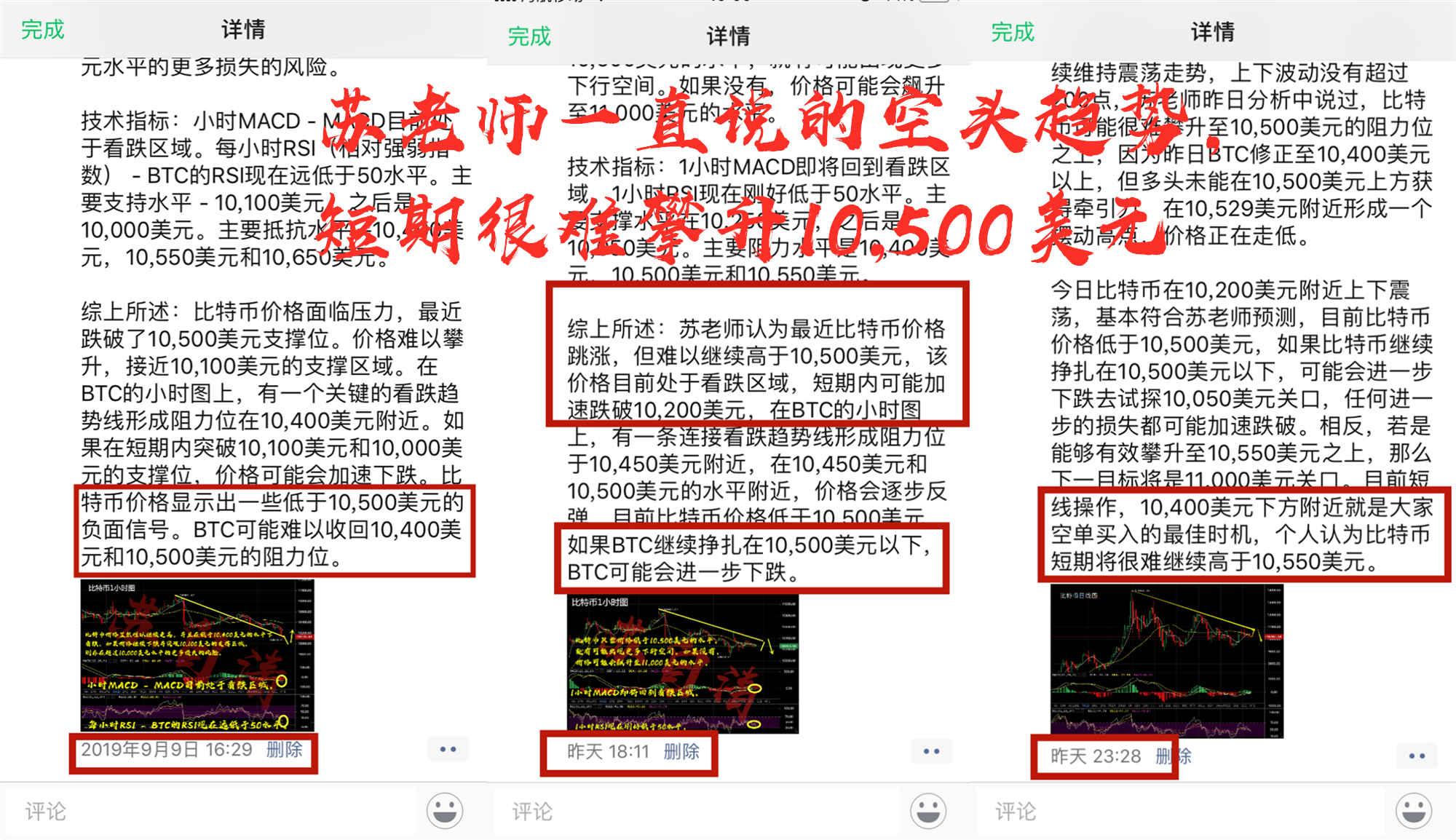 空头-【苏自清】:9.11比特币价格行情预测,短期空头依旧占优?