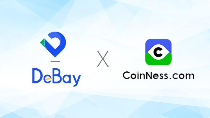 区块链-DeBay数字资产管理平台与韩国第一区块链投资信息平台Coinness达成战略合作