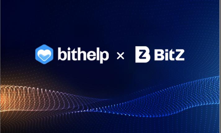 交易所-共抗疫情:BitZ交易所与Bithelp公益平台达成战略合作协议